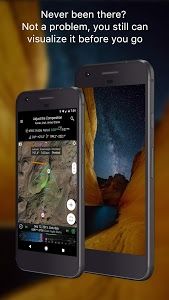 screenshot of Planit! for Photographers version 9.6