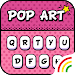 Sweetie Pop Art Keyboard Theme - Emoji & Gif