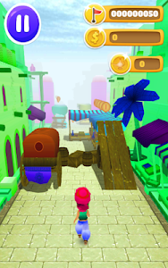 screenshot of Prince City Fast Run version 3.0