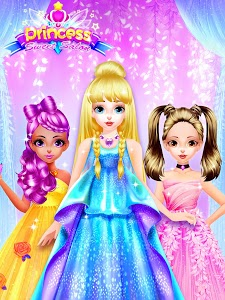 screenshot of Princess Dress up Games - Princess Fashion Salon version 1.10