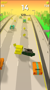 screenshot of Racing 3D for Roblox version 1.0