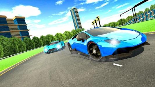 screenshot of Real Fast Concept Sport Car Racing Track Simulator version 1.0