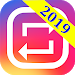 Repost for Instagram 2019 - Insta Save Video Photo