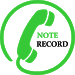Note Call Recorder, Call Recording