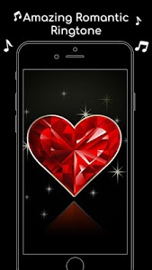 screenshot of Romantic Ringtones version 1.0