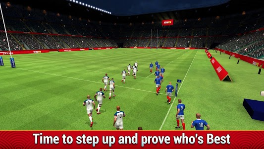 screenshot of Rugby Nations 19 version 1.2.6.122