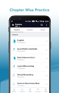 screenshot of Exam Preparation App: Free Mock Tests | Live Class version 4.6.8