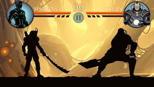 screenshot of Shadow Fight 2 version 2.1.0