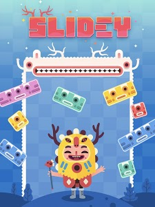 screenshot of Slidey®: Block Puzzle version 2.3.03
