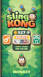 screenshot of Sling Kong version 3.15.0