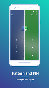 screenshot of Smart AppLock (App Protect) version Varies with device
