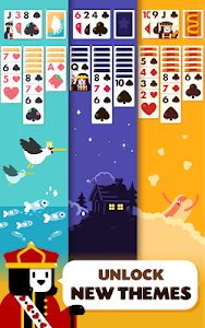 screenshot of Solitaire: Decked Out Ad Free version 1.3.3