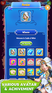 screenshot of Solitaire - Wonderland Adventure version 1.1.7
