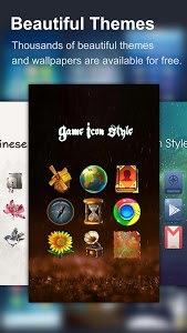 screenshot of Solo Launcher-Clean,Smooth,DIY version 2.2.4