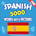 Download Spanish 5000 Words with Pictures 20.01 APK