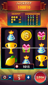 screenshot of Spin and Coin Free 2k9 version 1.6