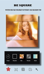 screenshot of Square Fit Size - Collage Maker Photo Editor version 1.83