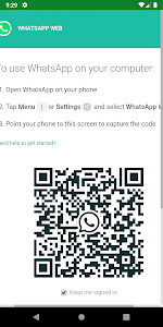 screenshot of Status Saver, Dual & WhatsScan Web QR Scanner 2020 version 23.0.2