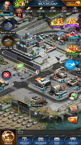 screenshot of Strike of Nations: Alliance Empire | Nuclear War version 1.6.53
