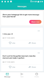 screenshot of Stulish - Anonymous Messages version 17.0.9