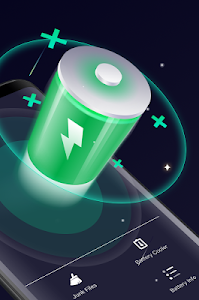 screenshot of Super Battery -Battery Doctor & Battery Life Saver version 2.2.6