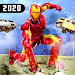 Download Superhero Iron Robot Rescue Mission 2020 1.1 APK