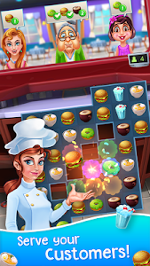 screenshot of Superstar Chef - Match 3 Games version 103.5