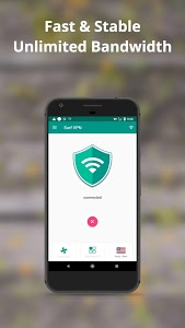 screenshot of Surf VPN - Best Free Unlimited Proxy version 1.7.4