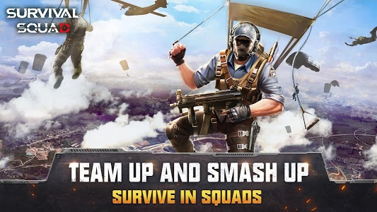 screenshot of Survival Squad version 1.0.27