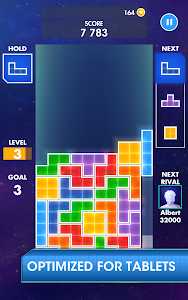 screenshot of Tetris® 2011 version 3.0.10