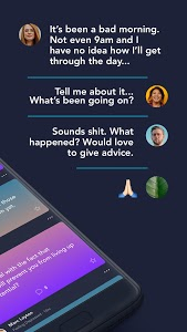 screenshot of TalkLife - Lonely, Stressed or Battling Anxiety? version 5.7.24.5