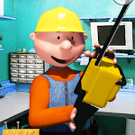 Cover Image of Download Talking Max the Worker 210528 APK