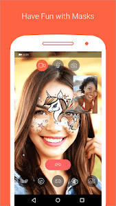 screenshot of Tango - Live Video Broadcasts version 6.5.233394