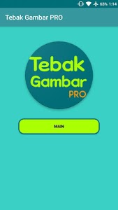 screenshot of Tebak Gambar PRO : Unlock All Level version 1.5