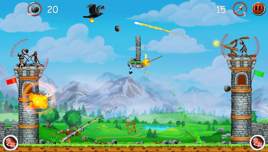 screenshot of The Catapult 2 version 2.0.5