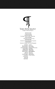 screenshot of The Penchant Literary Magazine version 7.5