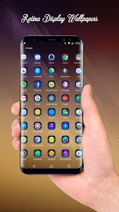 screenshot of Theme for Galaxy S8 Plus version 1.0.2