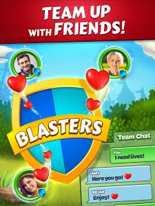 screenshot of Toon Blast version 4547