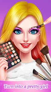 screenshot of Top Model Salon - Beauty Contest Makeover version 2.3.3967