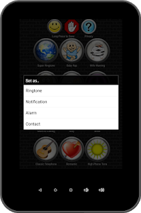 screenshot of Top Ringtones for Android™ version 8.0
