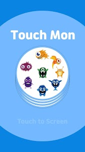 screenshot of Touch Mon version 0.7.5