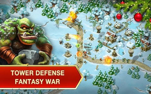screenshot of Toy Defense: Fantasy Tower TD version 1.25