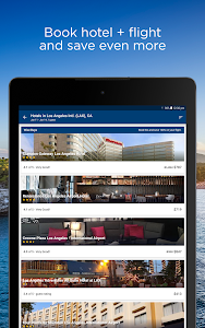 screenshot of Travelocity Hotels & Flights version 19.41.0