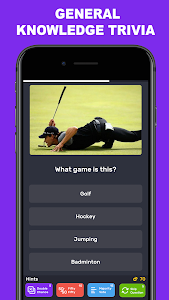 screenshot of Trivia only. Free quiz game: QuizzLand version 1.1.341
