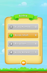 screenshot of Truth Or Dare - Spin Bottle Game version 1.0