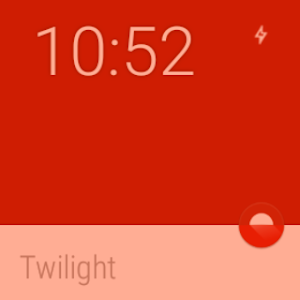 screenshot of Twilight version 7.5
