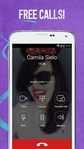 screenshot of Viber version 5.6.0.2406
