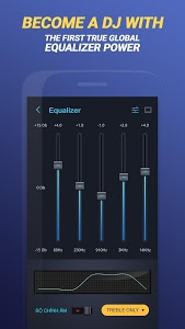 screenshot of Volume Booster & Music Amplifier Equalizer Sound version 1.1.2