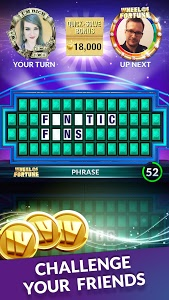 screenshot of Wheel of Fortune Free Play version 3.22.2