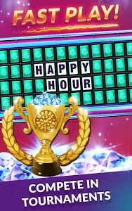 screenshot of Wheel of Fortune: Free Play version 3.38.6
